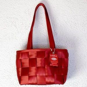 Red harveys seatbelt bag